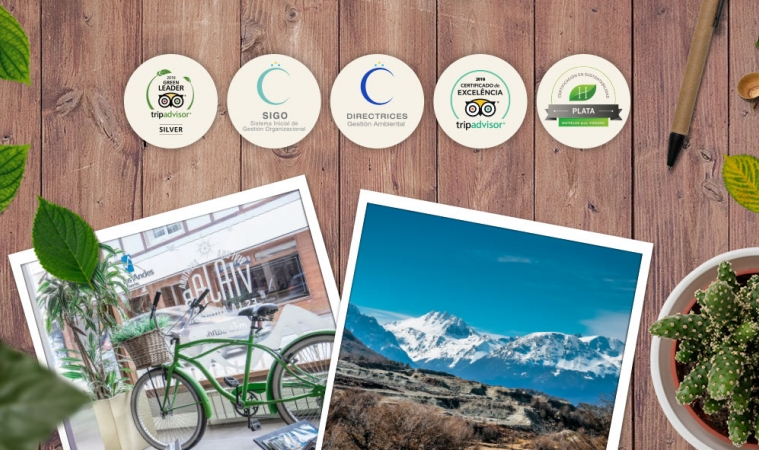 Hoteles mas Verdes - Re validación certificación Plata